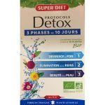 Super Diet Protocole Détox 30 ampoules