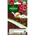 Vilmorin Radis Tinto 2 x 2,5 m - Ruban de graines