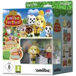 Animal Crossing Amiibo Festival + 2 Figurines + 3 cartes sur Wii U