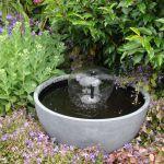 Ubbink Mini bassin rond 55 cm + pompe