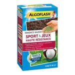 Algoflash Semences gazon terrain de sport et jeux - Haute résistance - 1 Kg