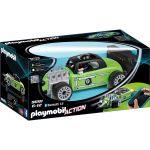 Playmobil 9091 Action - Voiture de course verte radiocommandée