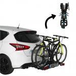 Norauto Porte-vélos D´attelage Plate-forme Rapidbike 2p Flex Pour 2 Vélos
