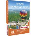 Dakota Box Voyage en montgolfière - Coffret cadeau