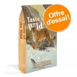 Taste of the wild Croquettes chat Canyon River 2 kg
