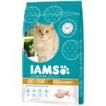 IAMS Croquettes au poulet 2,55kg pour chat adulte Stérilisé