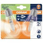 Osram Lot de 2 ampoules Halo Eco E27 46W