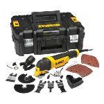 Dewalt DWE315KT - Multi-Cutter 300W avec 32 accessoires et coffret T-STAK