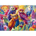 Bluebird Puzzle Puzzle Owl Autonomy
