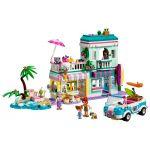 Lego La plage des surfeurs Friends 41693