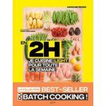 Hachette Livre de cuisine En 2h je cuisine light