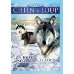 Entre chien & loup : Le Husky Sibérien & Le loup