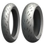 Michelin Power RS+ (140/70 R17 TL 66H roue arrière, M/C )