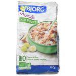 Bjorg Muesli aux fruits Bio - Le paquet de 750g