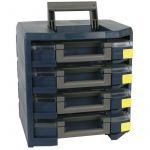 Raaco Casier de rangement HandyBoxxser avec mallettes 4x5x5 137966