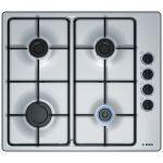 Bosch PBP6B5B80 - Table de cuisson gaz 4 foyers
