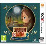 L'Aventure Layton : Katrielle et la conspiration des millionnaires sur 3DS