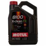 Motul 8100 X-clean FE 5W30 (5 l)