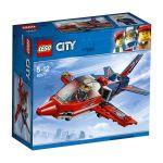 Lego 60177 - City : Le jet de voltige