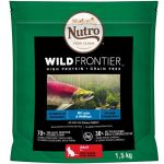 Nutro Wild Frontier Chat Saumon & Poissons Blancs, 1,5 kg