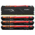 Kingston HyperX Fury RGB 64 Go (4x 16 Go) DDR4 3200 MHz CL16