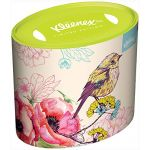 Kleenex Boîtes a mouchoirs Collection Ovales