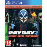 Payday 2 - The Big Score pour PS4 [PS4]