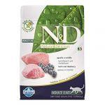 Farmina Nourriture sèche sans céréales N&D Grain-Free Adult Agneau et Myrtille
