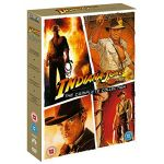 Coffret Indiana Jones : La Quadrilogie