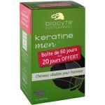 Biocyte Kératine Men - Cheveux vitalisés pour homme