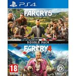 Double Pack : Far Cry 4 + Far Cry 5 [PS4]
