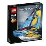Lego 42074 - Technic : Le Yacht de compétition