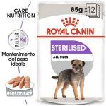 Royal Canin Canine Care Nutrition Sterilised mousse 12 x 85 g