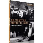Coffret Shirley Clarke : the connection - Portrait of Jason