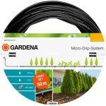 Gardena 13013-20 - Kit d'irrigation Micro-Drip system pour les haies 50m 13mm
