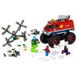 Lego Marvel Spider-Man 76174 Monster Truck de Spider-Man contre Mysterio