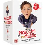 Malcolm In The Middle - The Complete Collection Box Set (Seasons 1-7)