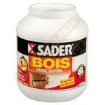 Sader Colle à bois prise rapide boîte 650 g