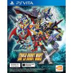 Super Robot Wars X (Asian Version) [PS Vita]