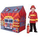Oasis Tente de jeu Caserne des pompiers