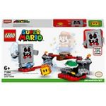 Lego Ensemble d'extension La forteresse de lave de Whomp Super Mario 71364