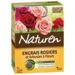 Naturen Engrais rosiers et arbustes à fleurs 4 kg