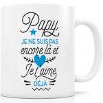 Label'tour Mug en céramique Annonce Papy