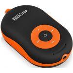 TrekStor Lecteur MP3 i.Beat soundboxx orange Bluetooth®, haut-parleur, protégé contre les projections d'eau
