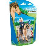 Playmobil 9260 Country - Policier avec cheval