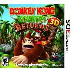 Donkey Kong : Country Returns 3D sur 3DS