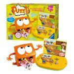 Ravensburger Puzzli - Pack plateau pour puzzle + 2 puzzles 24 et 48 pièces