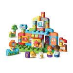 Vtech Bla Bla Blocks - Ma maison alphabet interactive
