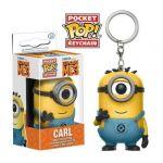 POP Porte-clé Funko Pocket ! Moi, Moche et Méchant 3 : Carl Minion - Porte-clé Funko Pocket ! Moi, Moche et Méchant 3 : Carl Minion. 4,5cm