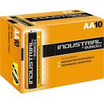 Duracell 10 piles AA Industrial  PC1500